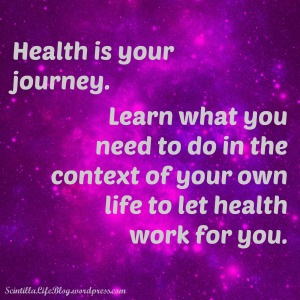 health is your journey